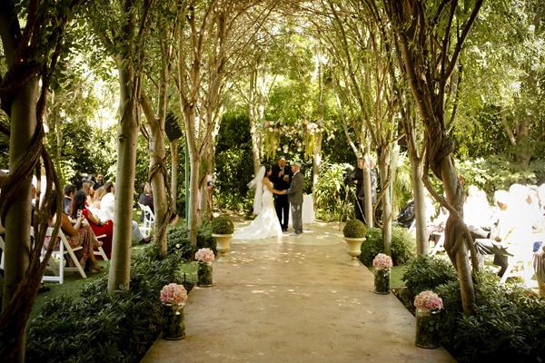Wedding Enchanted Garden Chic At Hartley Botanica Somis
