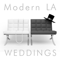 Modern Los Angeles Weddings
